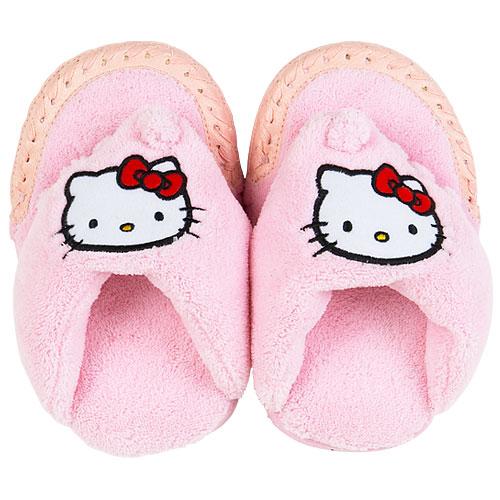 hello kitty可爱拖鞋