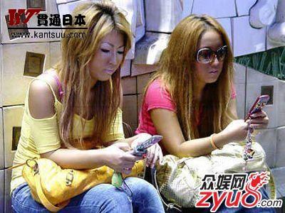 日本非主流美女――贯通日本时尚频道