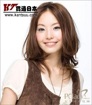 日本美女发型展示