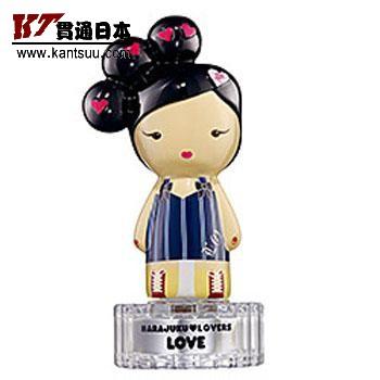 可爱Harajuku Lovers娃娃香水