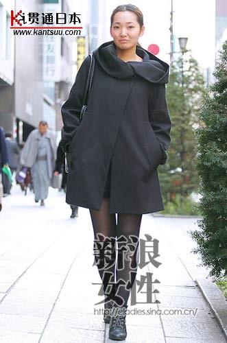日本街头美女搭衣技巧――贯通日本时尚频道