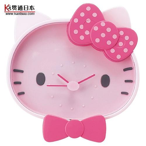 日本hello kitty粉嫩猫头可爱产品一览