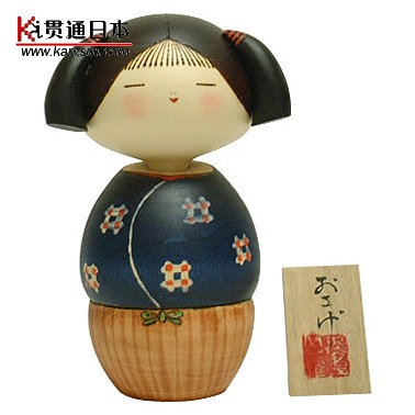 日本手工木偶娃娃超级可爱
