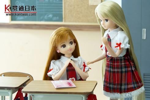 日本licca小娃娃眼中的世界——贯通日本时尚频道