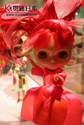 风靡的日本玩偶