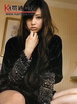 日本美女纯美发型――贯通日本时尚频道