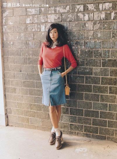 看初夏的日本美女怎么穿――贯通日本时尚频道