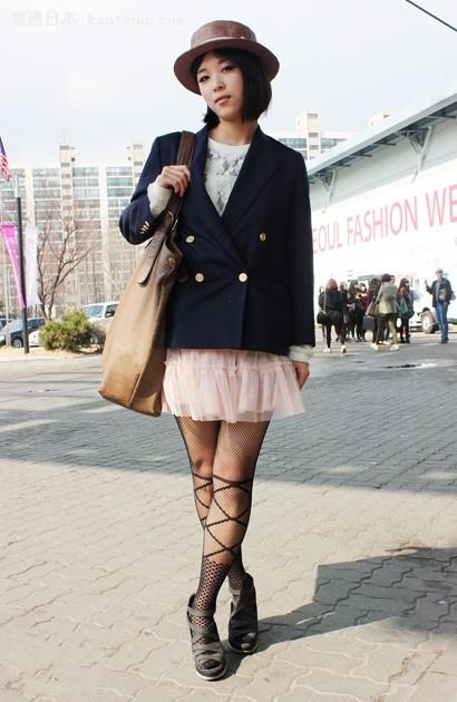 日本美女丝袜诱惑――贯通日本时尚频道