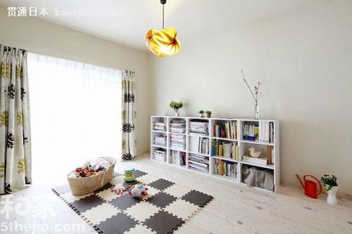 巧妙布置多乐趣 8个日本小户型儿童房