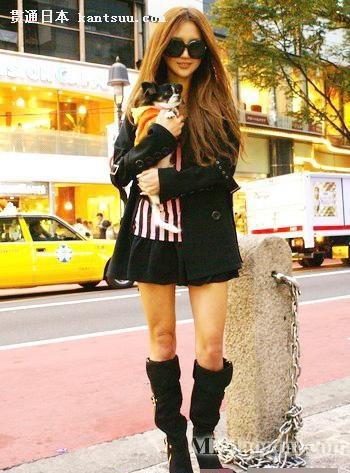 东京时尚女孩