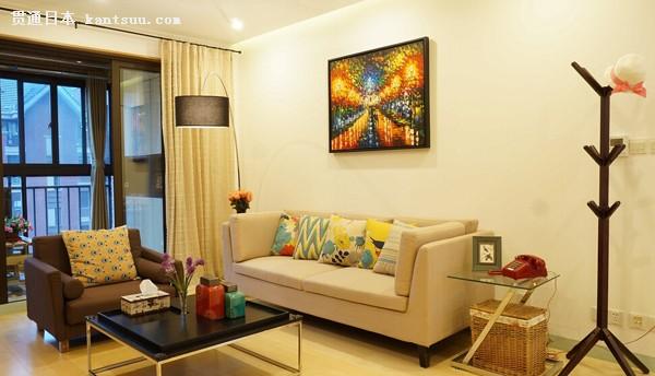 小户型简约风格可定装修效果图-客厅装修效果图 风格各异彰显生活品味