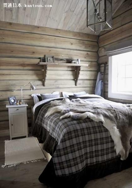 话小屋系列 小木屋卧室设计