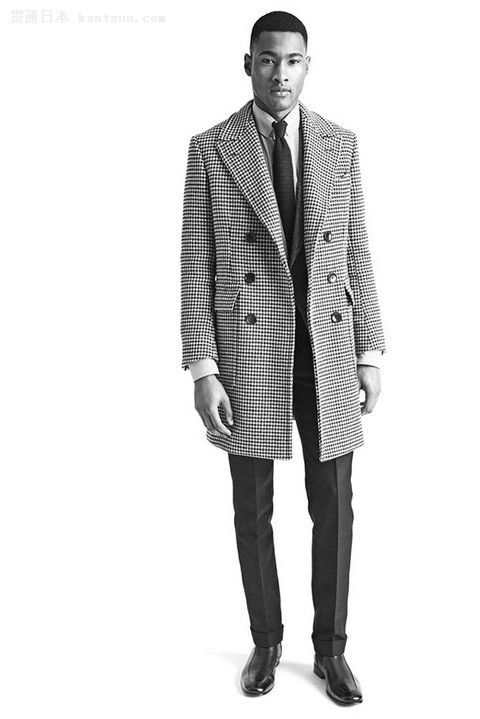 Tom Ford 2015秋冬男装及新品发布