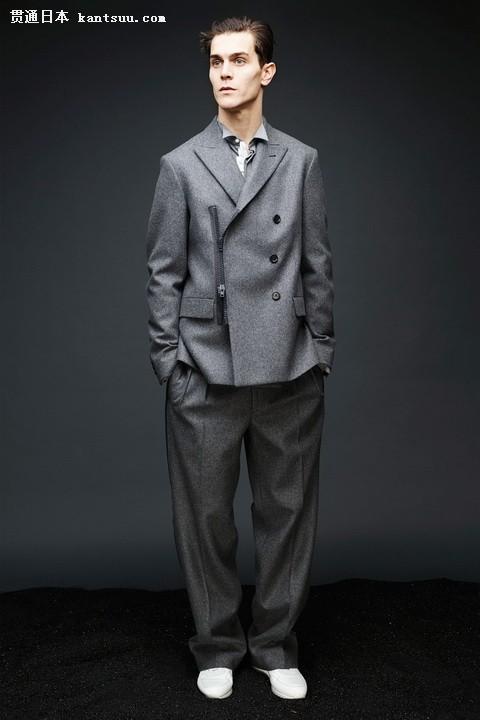 Joseph 2015秋冬男装系列 休闲的绅士