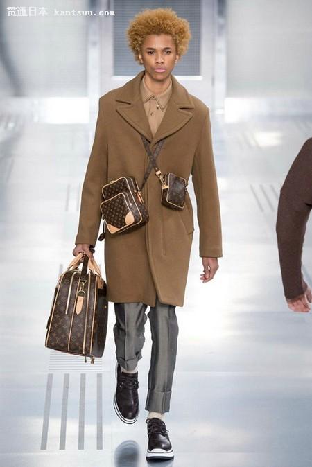 """Louis Vuitton 2015秋冬系列:大玩""""绳结""""图案"""
