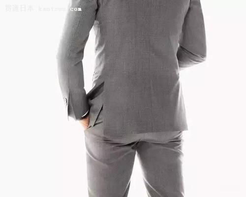西装穿搭三大重点与常见搭配示范