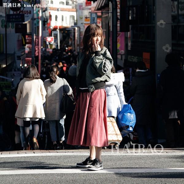 日本街拍之古着聚集地原宿篇309期