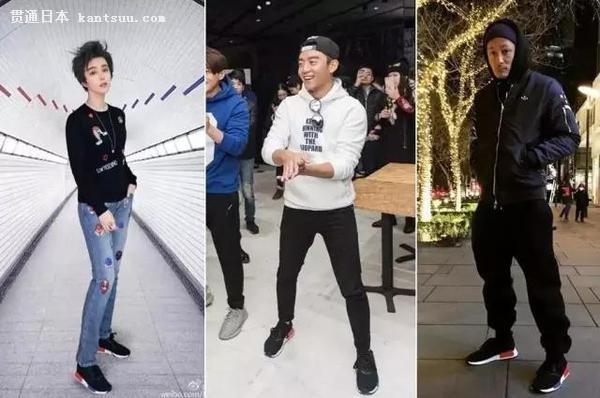中国炒到8千一双的adidas NMD,在日本卖多少
