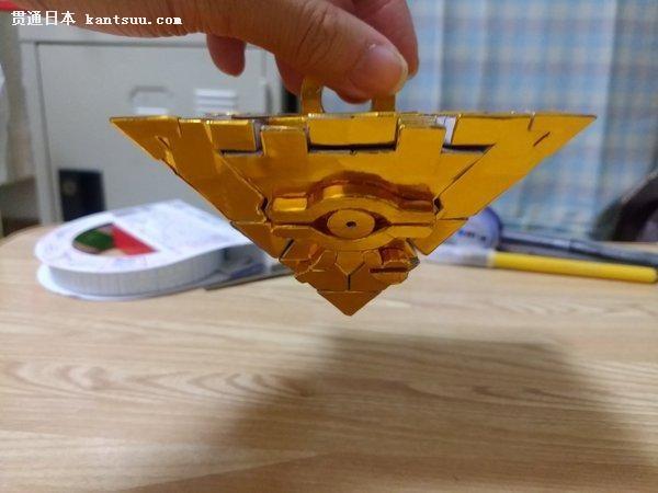 日本网友用剪纸技术制作千年积木