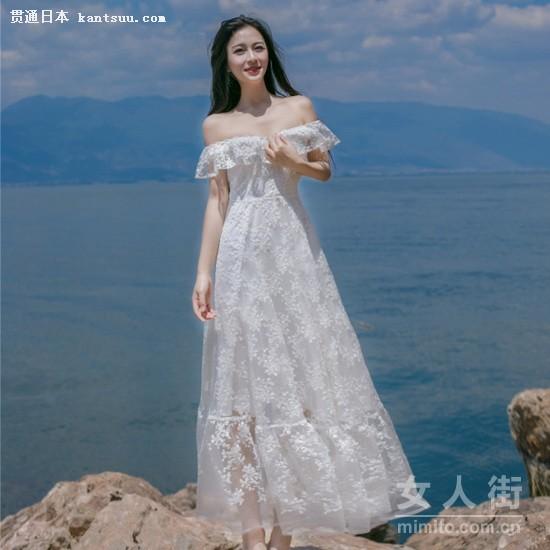 绚丽沙滩裙,让你成为海边最美的风景