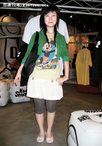 街头裙装搭配 从北京到伦敦