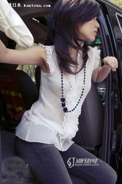 时尚衬衫 穿出精致简约风