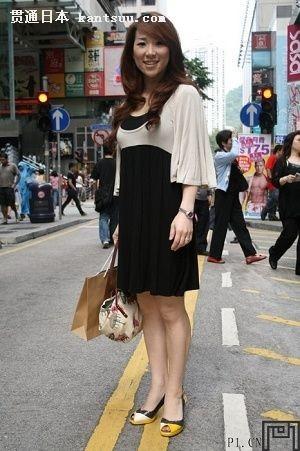 香港潮人 搭出来的小细腿