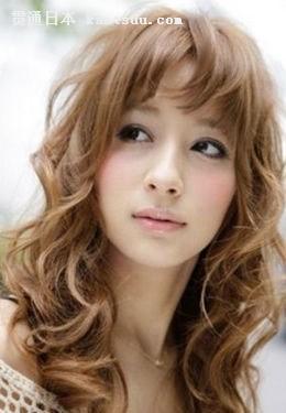 看韩国MM示范超减龄发型