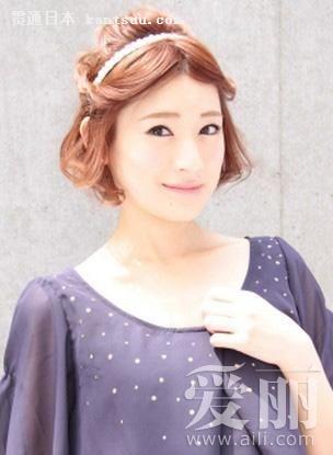 夏季日系流行发型 复古回潮时尚修颜