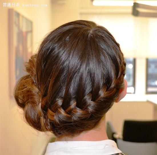 新娘发型:5步搞定精致秀发