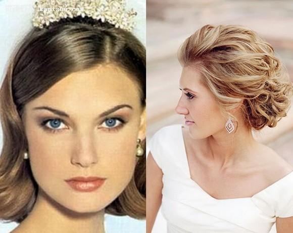 2015最美短发新娘发型 个性女孩之美