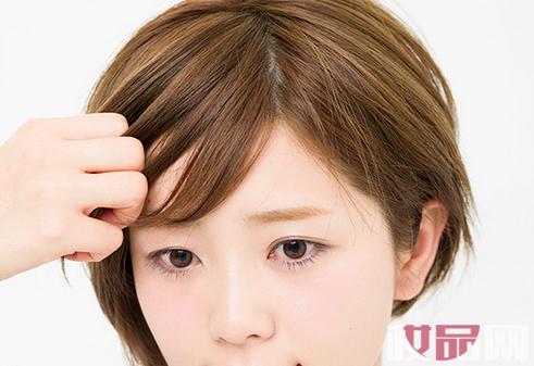 扁塌头发急救方法 快速打造漂亮造型