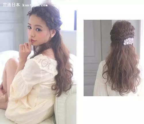 8款气质伴娘发型 会不会比新娘还漂亮?