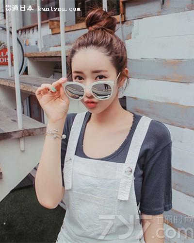 韩式清新范丸子发型 足以让你怦然心动