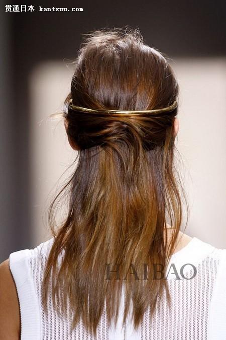 今年最流行的5款Undercut发饰珠宝