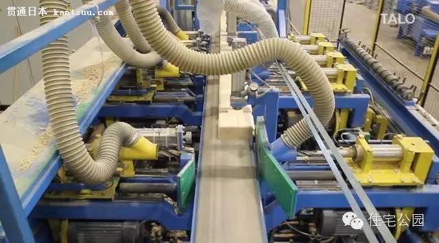 房屋构件机械化生产