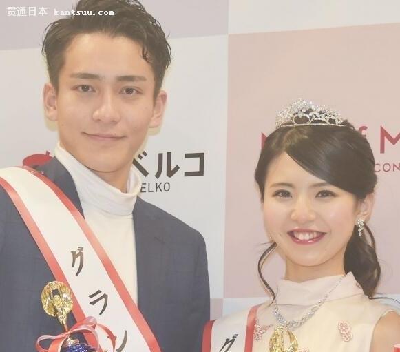 日本选出2017最美女大学生 长相非常甜蜜网友大呼恋爱感觉