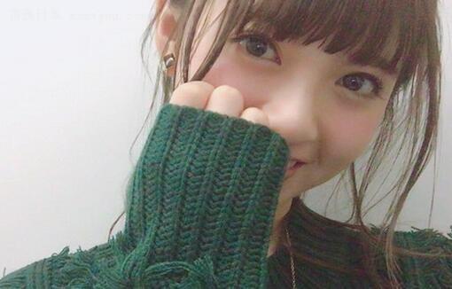 混血女星脸长18cm以8头身出名 成脸最小的日本偶像