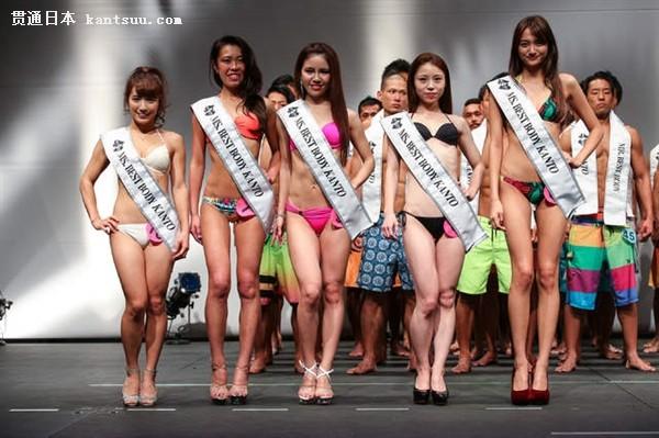日本逆天十头身混血美女:脖子以下全是腿