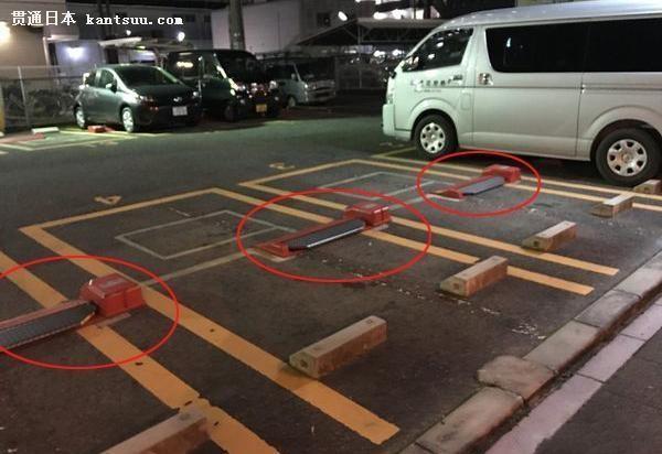 """看完小日本设计的""""停车位""""后,一瞬间真替中国的停车位捏把汗!"""
