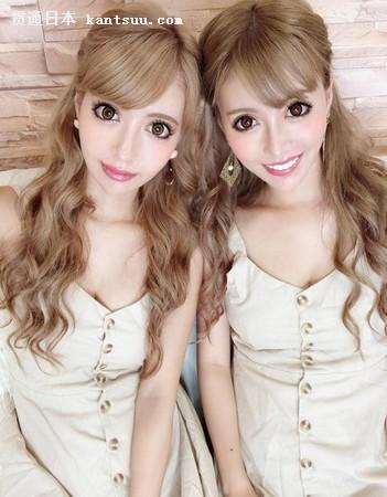 """日本""""整形双胞胎""""妹妹放话整鼻 网友:几乎都挑不出哪里有不一"""
