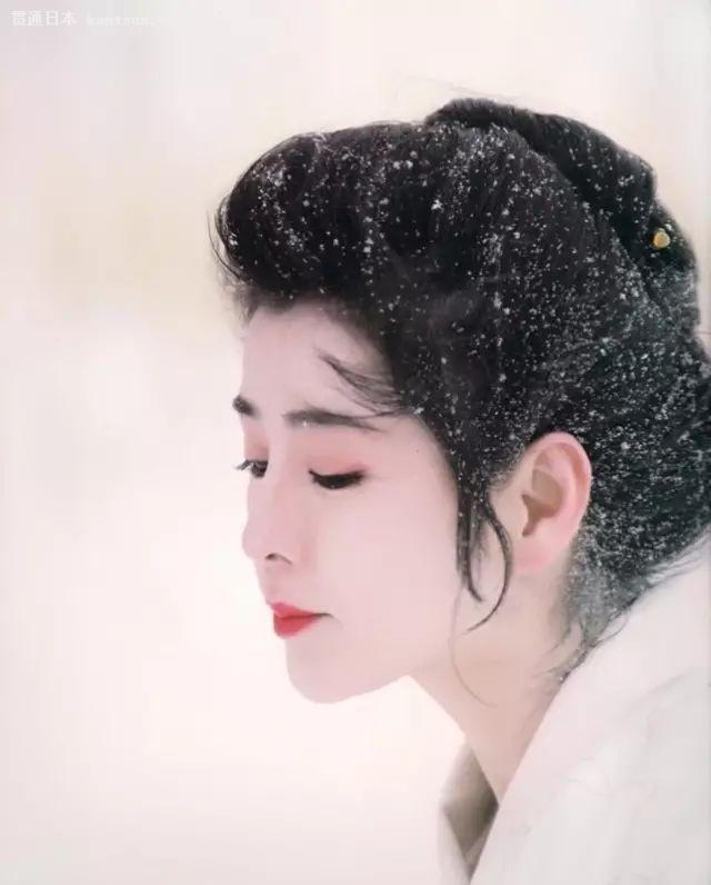日本历史上最美的三位女星,你认识吗