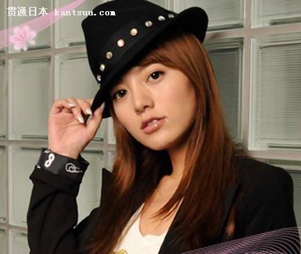 日本90后女歌手
